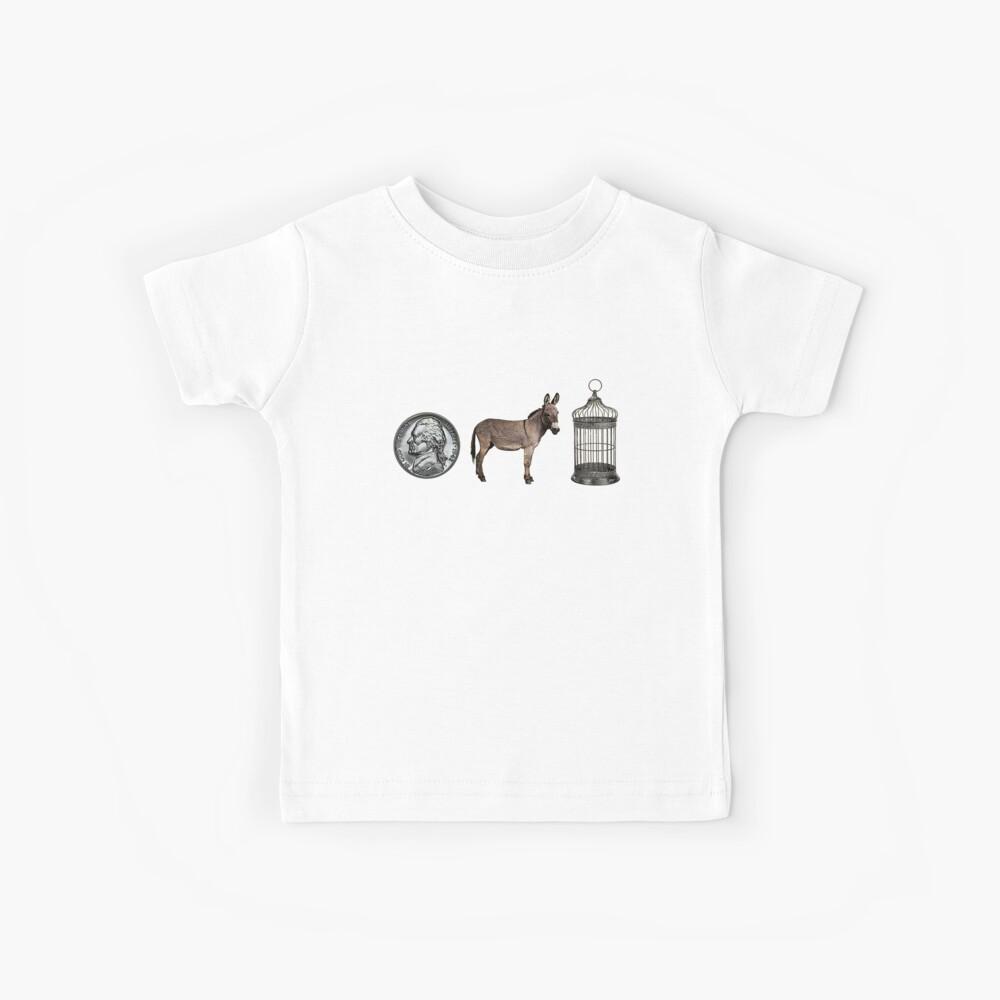 Rate wer... Kinder T-Shirt