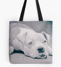 A Dog's Last Will Tote Bag