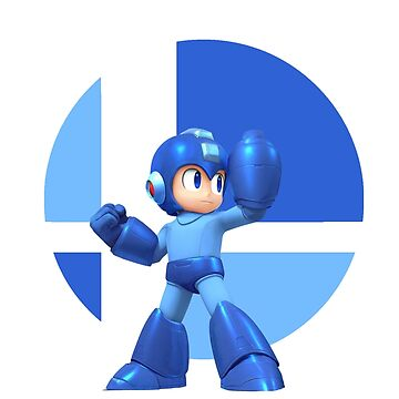 I Main Mega Man by BrightRai