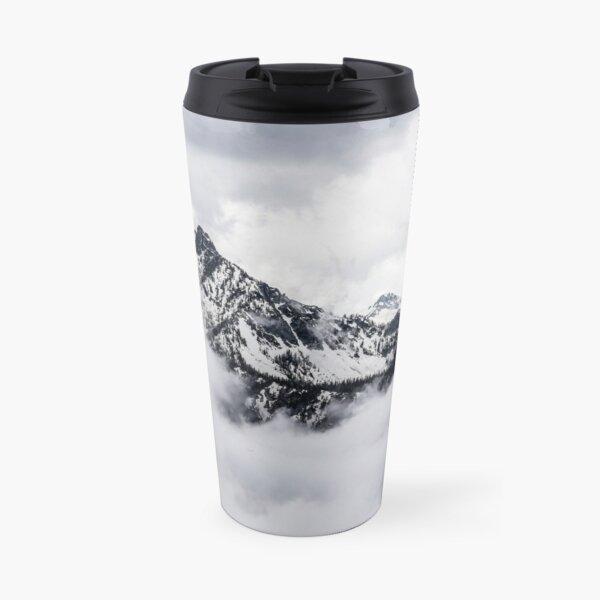 Hide & Seek Mountainscape Travel Mug