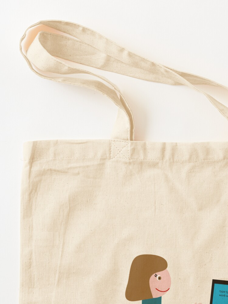 Alternate view of I'm an Artist Tote Bag