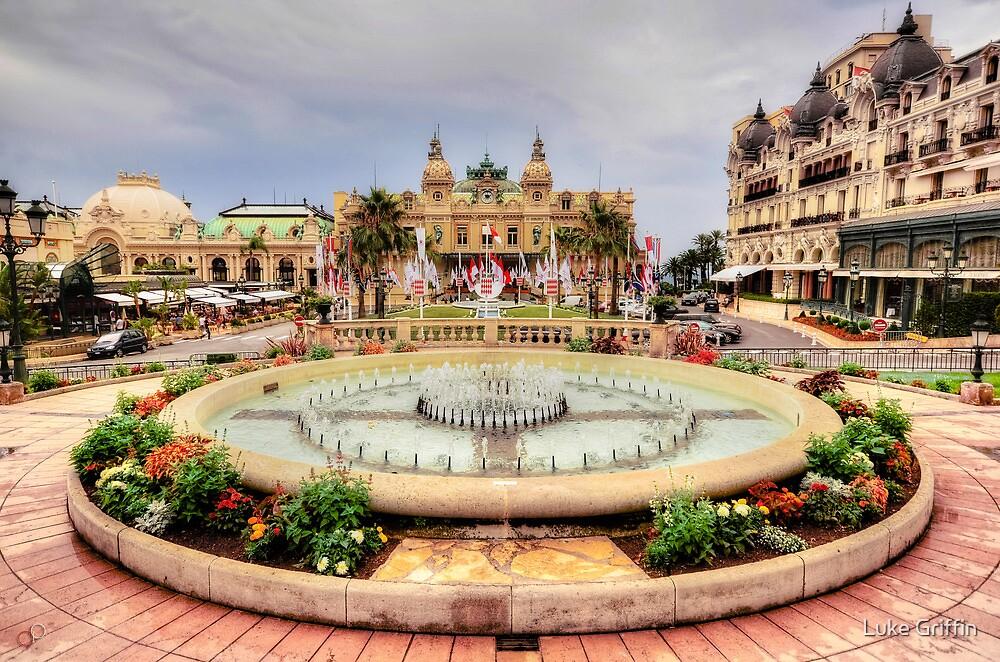 Casino of Monte Carlo by Luke Griffin