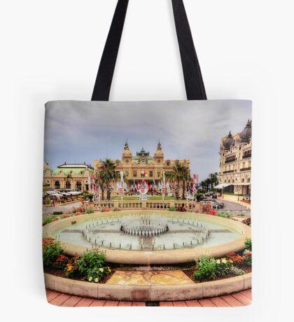 Casino of Monte Carlo Tote Bag
