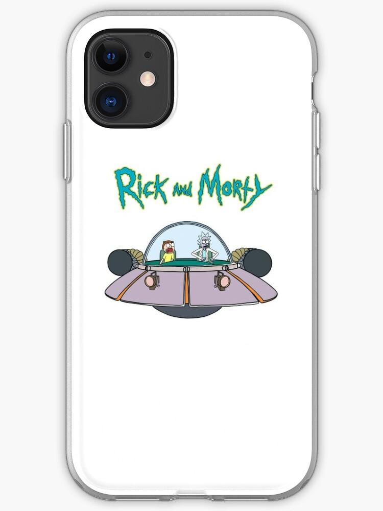 coque iphone 12 rick sanchez