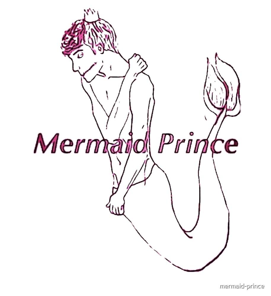 Mermaid prince  by mermaid-prince