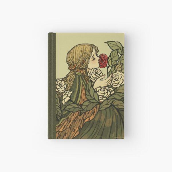 O Saber das Flores Hardcover Journal