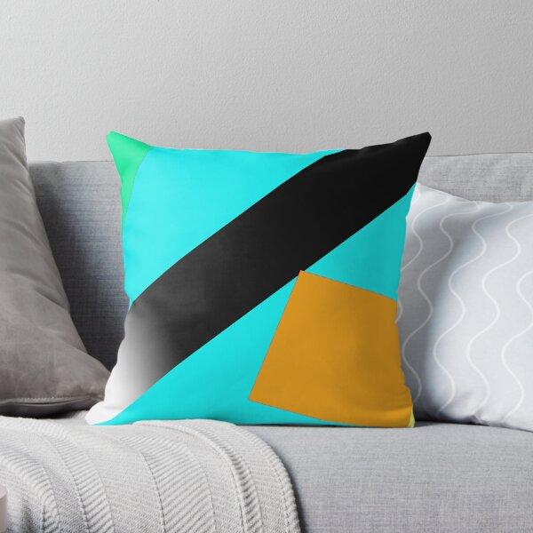 strange Design   Throw Pillow