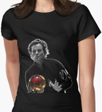 Kingpin - Big Ern Bowl Womens Fitted T-Shirt