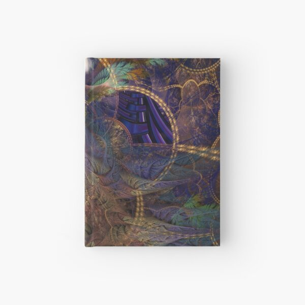 Ethereal Forest Hardcover Journal