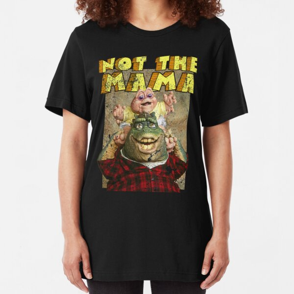 Not The Mama Slim Fit T-Shirt