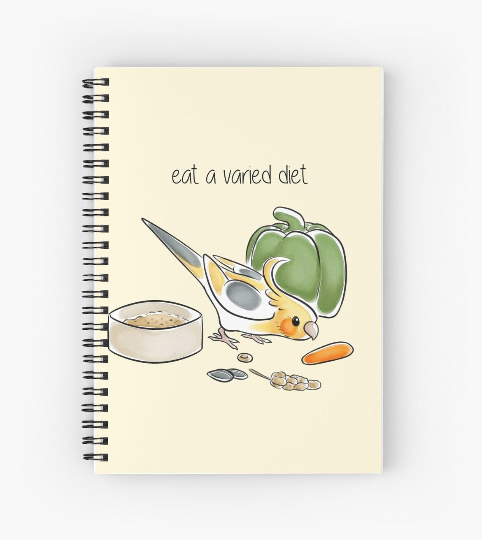Eat a Varied Diet by KeesKiwi