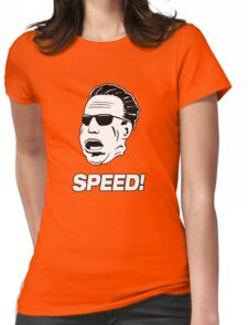 """Jeremy Clarkson """"Speed"""" Top Gear Womens Fitted T-Shirt"""