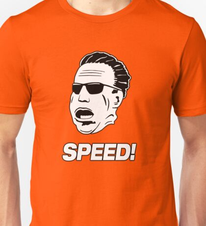 "Jeremy Clarkson ""Speed"" Top Gear Unisex T-Shirt"