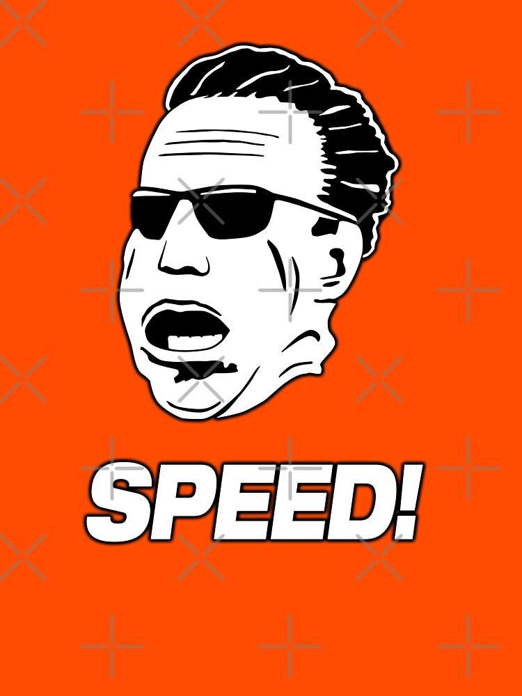 "Jeremy Clarkson ""Speed"" Top Gear | Unisex T-Shirt"
