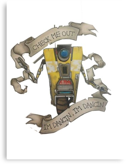 Claptrap by Frankcainedream