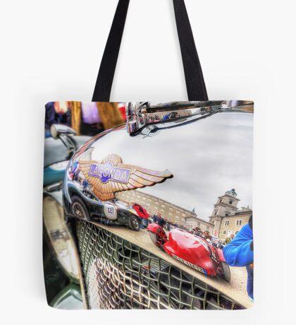 Lagonda Reflections Tote Bag