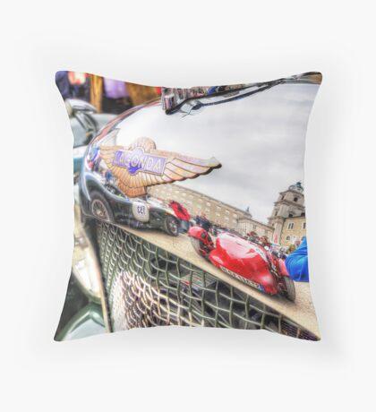 Lagonda Reflections Throw Pillow