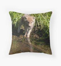 Oh I am So Cute! Throw Pillow