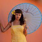 Under my Umbrella  by Renee D. Miranda