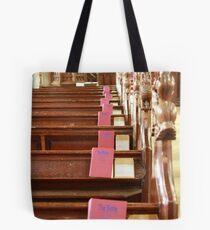 Prayer book Tote Bag