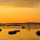 Sunset, Deer Isle, Maine by fauselr