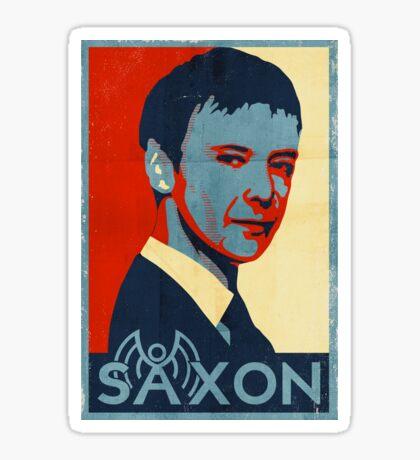 Saxon for PM Sticker