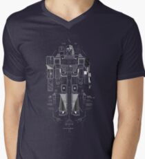 Megatron Mens V-Neck T-Shirt