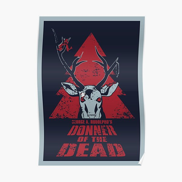 Donner of the Dead Poster