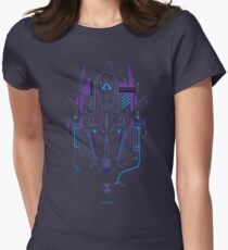 Optimus Prime Women's Fitted T-Shirt