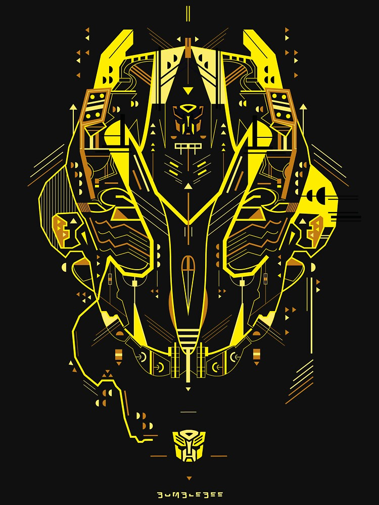 Bumblebee Unisex T Shirt A T Shirt Of Graphic Vector Typography