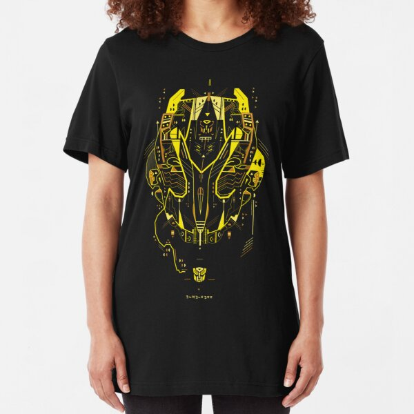 Bumblebee Slim Fit T-Shirt