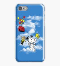 UP Peanuts iPhone Case/Skin