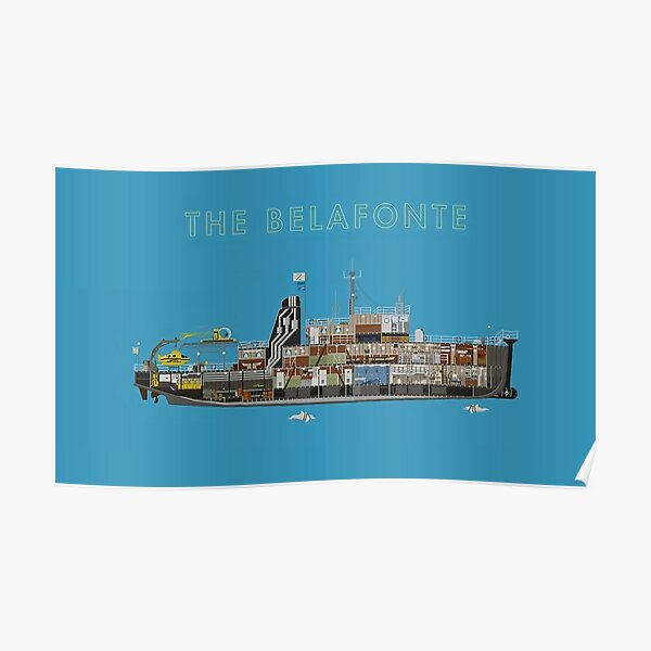The Belafonte Poster Poster