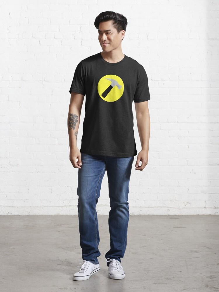 Alternate view of Captain Hammer Essential T-Shirt