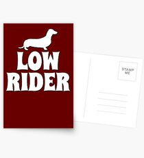 Low Rider Postcards