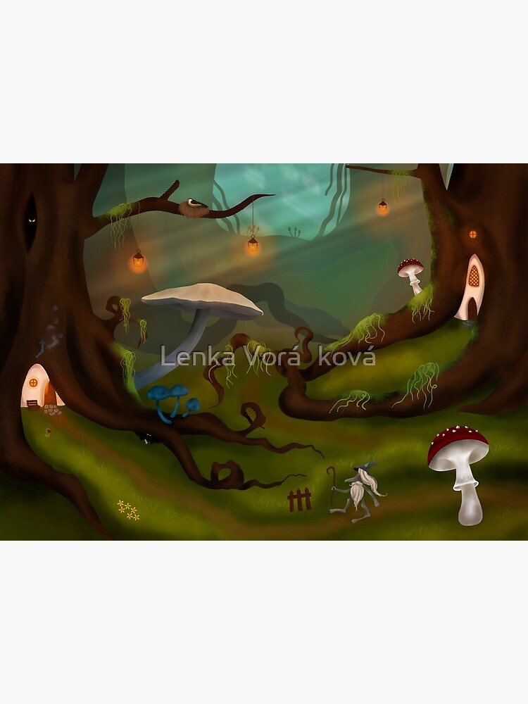 Lost Forest by Trin4ever