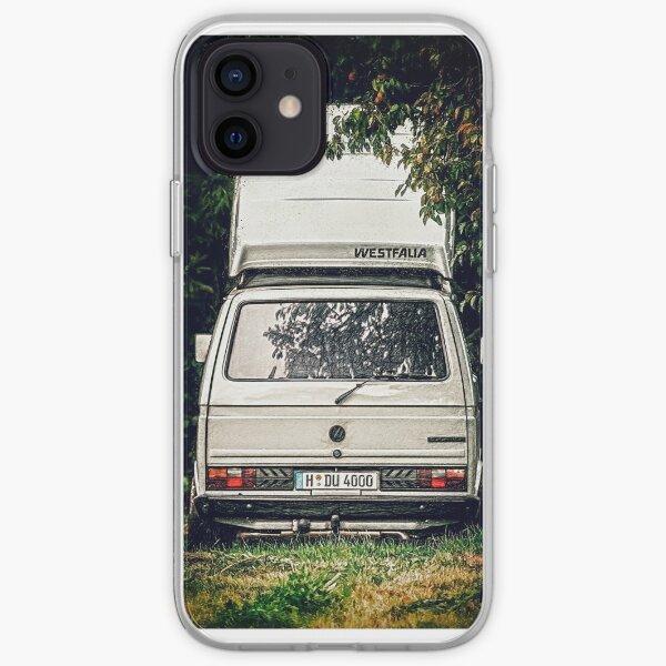 VW Bus T3 Camper iPhone Flexible Hülle
