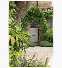 Oxford Door 2 Poster