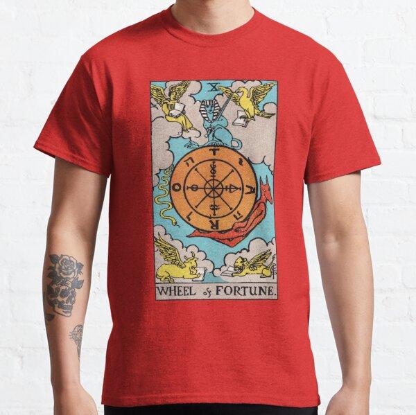 Tarot - Wheel of Fortune Card Classic T-Shirt