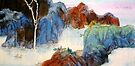 Ageless Chinese landscape by bettymmwong