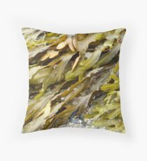 Seaweed.......pure and simple. Throw Pillow