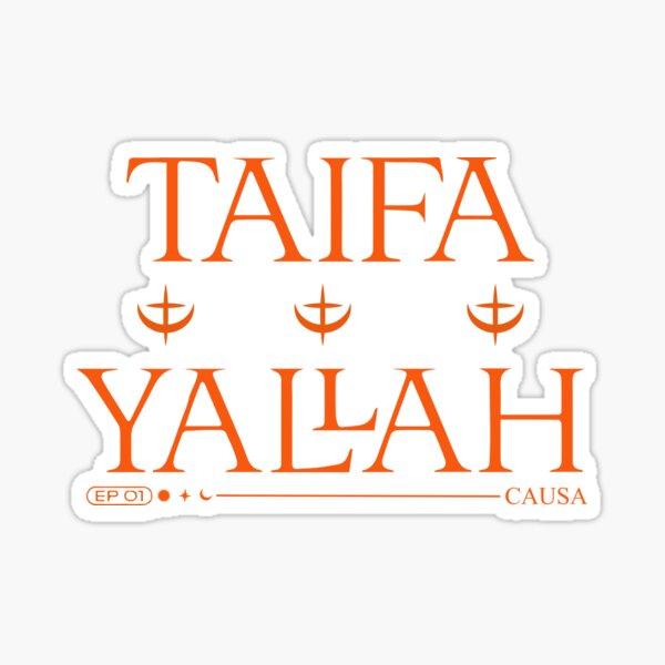 Taifa Yallah ☪ Sticker