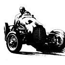 Hot Rod Racing von pixelcafe