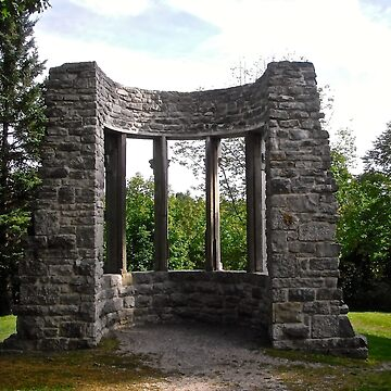 "More ""Abbey Ruins"" at Kingsmere, Chelsea, PQ, Canada by Shulie1"