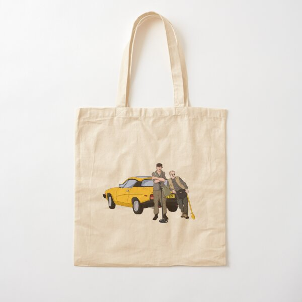 Detectorists - Lance & Andy - DMDC Cotton Tote Bag