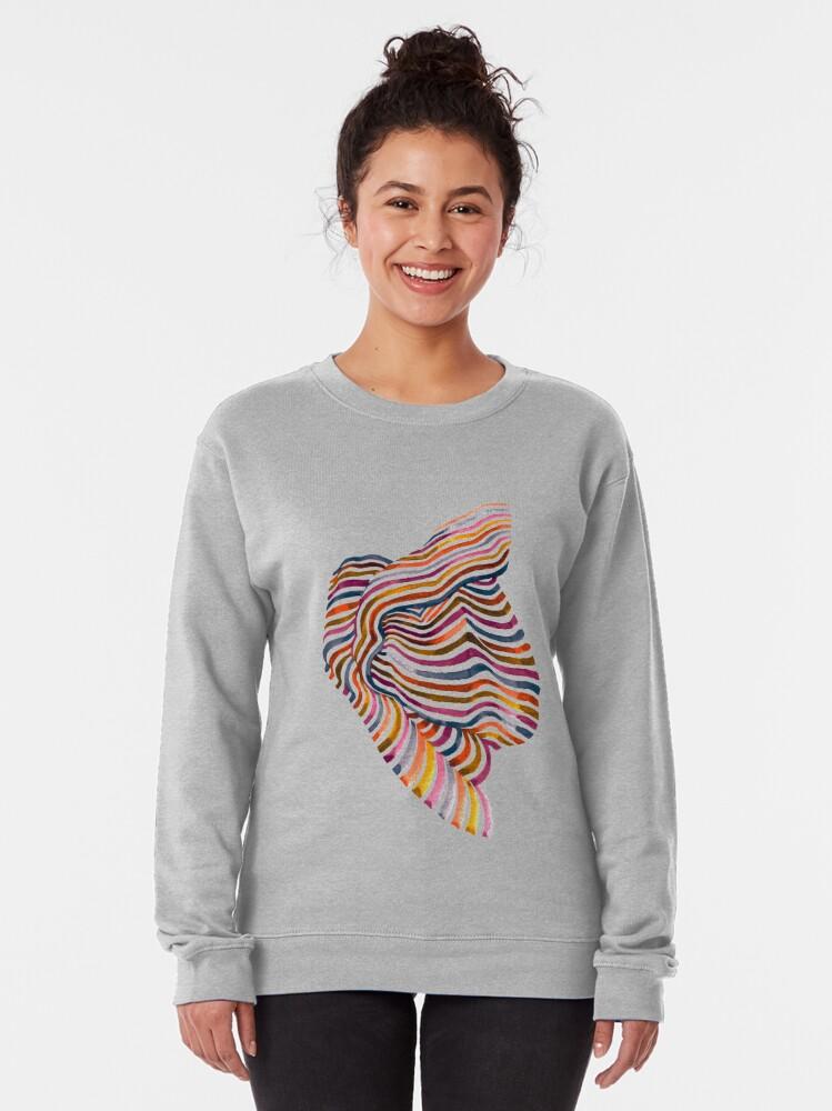 Alternate view of Comfort Pullover Sweatshirt