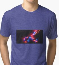 Figure Eights & Brite Lites Tri-blend T-Shirt
