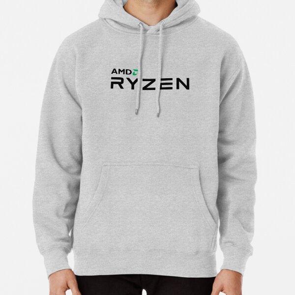 Best Seller - Amd Ryzen Logo Merchandise Pullover Hoodie
