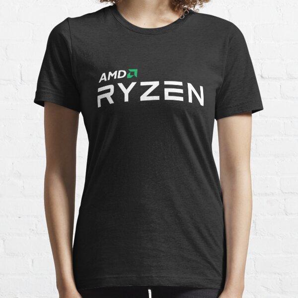 Best Seller - Amd Ryzen Logo Merchandise Essential T-Shirt