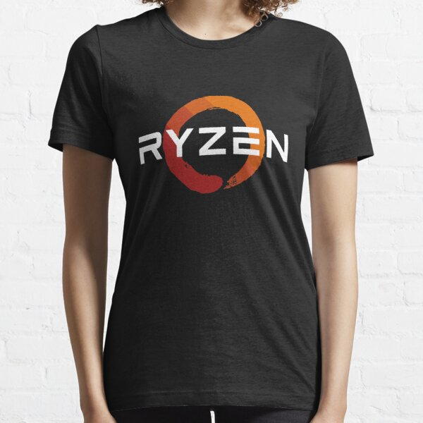 Best Seller - Amd Ryzen Logo Merchandise Essential T-Shirt